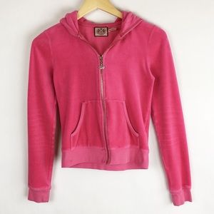 Juicy Couture | Small | Hoodie | Velour Jacket